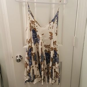 Medium NWT Free people tunic